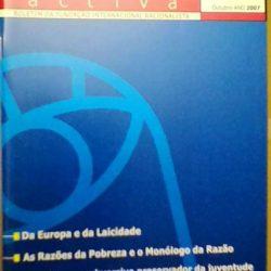 Revista Razão Activa - Outubro 2007 -