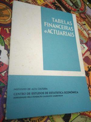 Tabelas financeiras actuariais -