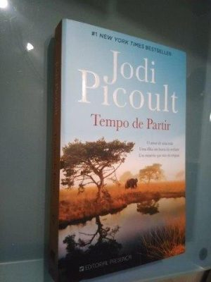 Tempo de Partir - Jodi Picoult