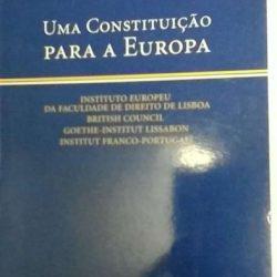 Uma constituição para a Europa -