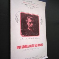 Uma sombra picada nas bexigas - João de Araújo Correia