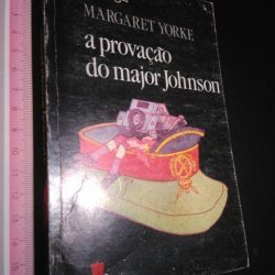 A provação do major Johnson - Margaret Yorke