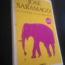 A viagem do elefante - José Saramago
