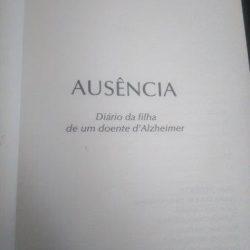 Ausência - Dulce de Souza Gonçalves