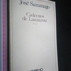 Cadernos de Lanzarote – Diário I (1.a edição) - José Saramago