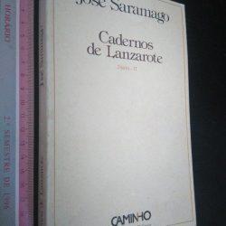 Cadernos de Lanzarote – Diário II (1.a edição) - José Saramago