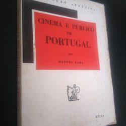 Cinema e Público em Portugal (1959) - Manuel Gama