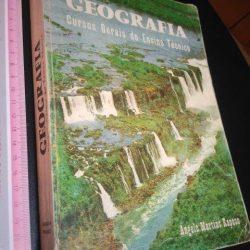 Geografia – Cursos gerais do ensino técnico - Ângelo Martins Raposo