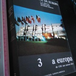 História Geral da Europa – vol. 1 - F. G. Dreyfus / Outros