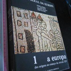 História Geral da Europa – vol. 1 - Pierre Grimal / Outros