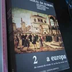 História Geral da Europa – vol. 2 - Jean Bérenger / Outros