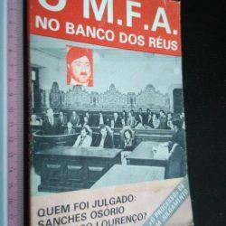O M.F.A. no banco dos réus -