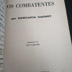 Os combatentes - Konstantin Simonov