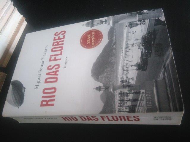 Rio das Flores - Miguel Sousa Tavares