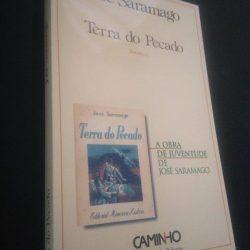 Terra do Pecado - José Saramago