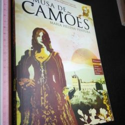 A Musa de Camões - Maria Helena Ventura