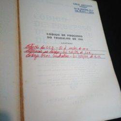 Código de Processo do Trabalho de 1981 Anotado - L. P. Moitinho de Almeida