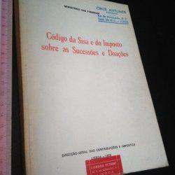 Código de SISA e do Imposto sobre as Sucessões e Doações (1976) -