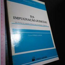 Da impugnação judicial - Hélder Martins Leitão