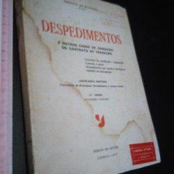 Despedimentos e outros casos de cessação do contrato de trabalho - Ernesto de Oliveira