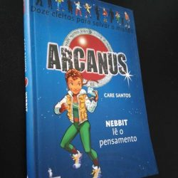 NEBBIT lê o pensamento (Arcanus) - Care Santos