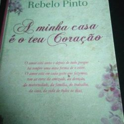 A minha casa é o teu coração - Margarida Rebelo Pinto