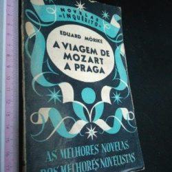 A viagem de Mozart a Praga - Eduard Mörike