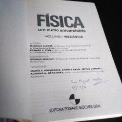 Física - Um curso universitário (Vol. 1 - Mecânica) - Marcelo Alonso / Edward J. Finn