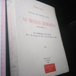As Minhas Memórias - Vol. II - Cunha Leal