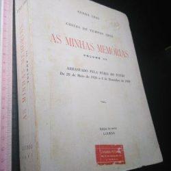 As Minhas Memórias - Vol. III - Cunha Leal