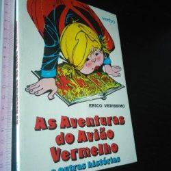 As aventuras do avião vermelho e outras histórias - Erico Veríssimo