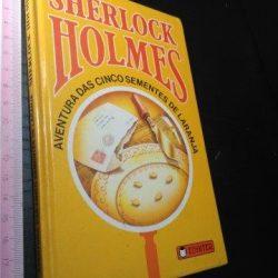 Aventura das Cinco Sementes de Laranja - Sherlock Holmes - Arthur Conan Doyle