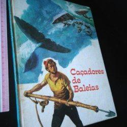 Caçadores de baleias - Colecção Expedição -