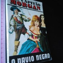 Capitão Morgan - O navio negro (n.º 2) -