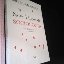 Nove lições de sociologia - Conceição Gomes