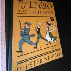 O livro inclinado - Peter Newell