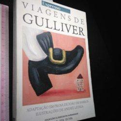 Viagens de Gulliver (adaptação de João de Barros) -