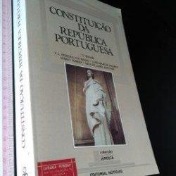 Constituição da República Portuguesa (2.a revisão) - J. L. Pereira Coutinho