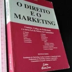 O Direito e o marketing - Délia Falcão