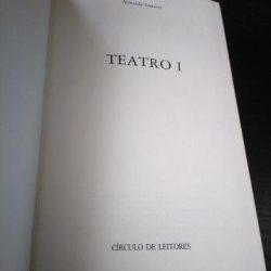 Teatro I - Almeida Garrett