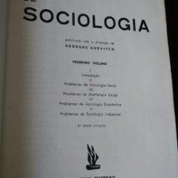 Tratado de sociologia (vol. 1) - Georges Gurvitch