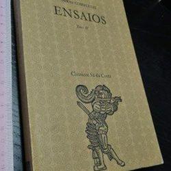 Ensaios (Tomo IV) - António Sérgio