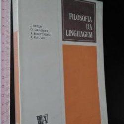 Filosofia da linguagem - J. Sumpf