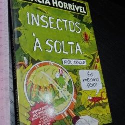 Insectos à solta - Nick Arnold