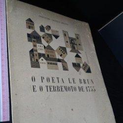 O poeta Le Brun e o terremoto de 1755 - Fernando Castelo-Branco