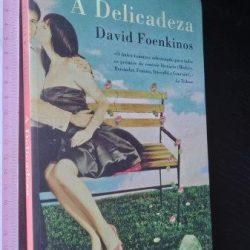 A delicadeza - David Foenkinos