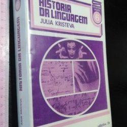 História da linguagem - Julia Kristeva