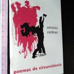 Poemas de circunstância - António Cardoso