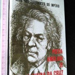 Poesia angolana de Tomaz Vieira da Cruz - Tomaz Vieira da Cruz