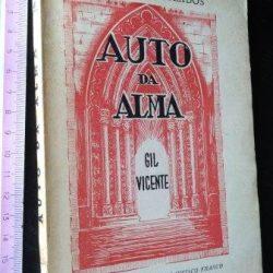 Auto da alma (Textos consagrados) - Gil Vicente